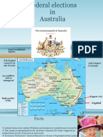 Australia Federal Elections