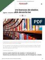 Livros DBA