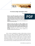 O romance antigo - Teorização e crítica, Pedro Ipiranga Júnior.pdf