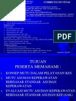 STANDAR ASUHAN KEP 2014.ppt