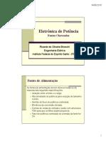 1 - Série de Fourier