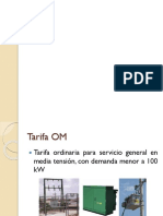 Tarifa Om