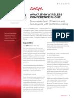 Avaya B169 Wireless Conference Phone SME7566 (1)