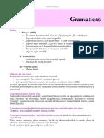 Gramáticas Web
