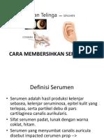 Cara Membersihkan Serumen.pptx