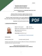 CAGW (CLTR 5613) (F19) Syllabus for Bb (3-20-2019)