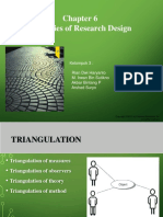 Chapter 06 - Strategies of Research Design - 7e
