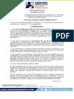 RESOLUCIÃ_N 011  DEL 12 DE MARZO DE 2019