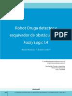 Robot Oruga Detector y Esquivador de Obstáculos Con Fuzzy Logic I.A
