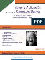 Adulto Mayor y Aplicación Clínica Cannabis Sativa