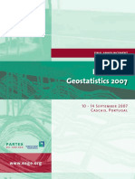 Petroleum Geo Statistics 2007 Final Announcement2