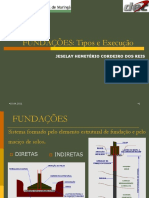 Aula de Fundações