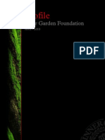 Inner Garden Foundation Profile