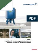 Reflex - Sewage Water Expansion Tanks
