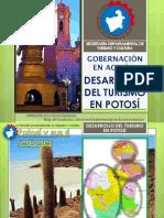 Desarrollo Del Turismo en Potosí