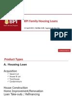 Presentation Housing