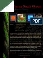Flyer Inner Garden Study Group