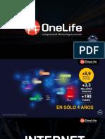 Presentacion Onelife New