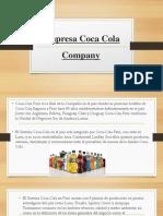 Empresa Coca Cola Company.pptx