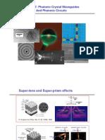 Photonic Crystal Waveguides And Photonic Circuits