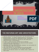 Ancient architecture in india