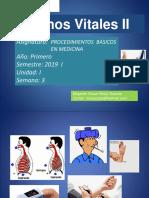 Clase 2 Signos Vitales II 2019 i