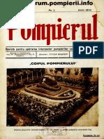 R.Pompierul 1935 nr.1