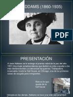 Jane Addams (1860-1935)Super
