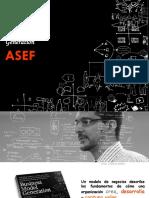 Presentaciones - Modelo Canvas Asef