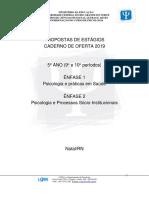 Caderno Oferta Esta769gios Para 5 Ano 2019 v31out