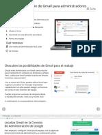 Configuracion Gmail-Admin-GSuite