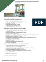 Organização de Espaços e Materiais Em Creche - Linhas Orientadoras - Aldeia Dos Pequeninos