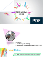 Fisika Presentasi Mechanical Fluid