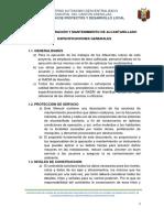 MANUAL DE OPERACIÓN Y MANTENIMIENTO DE ALCANTARILLADO GADMA V2.docx