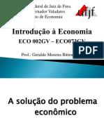3 - Solucao Do Problema Economico e Divisao Do Estudo Economico