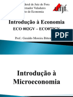 4 - Fundamentos Iniciais de Microeconomia