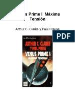 Arthur C. Clarke y Paul Preuss - Venus Prime I.pdf