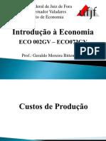 10 - Custos de Producao