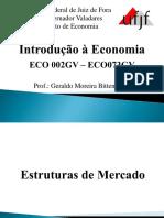 11 - Estruturas de Mercado
