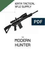Modern Hunter User Manual