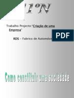 Criação de Uma Empresa em angola