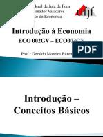 1 - Introducao - Conceitos Basicos
