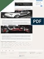 Fiat Concept Centoventi_ El Coche Eléctrico y Barato Es Posible