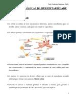 4. TOURINHO, Frederico. Bases Citológicas Da Hereditariedade