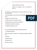Formato para la Elaboracion del Proyecto de Vida.docx