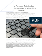 Software Forense