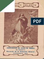 Asociación de Hijas de María 1914