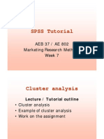 SPSS-Tutorial-Cluster-Analysis