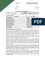 Teología II Ucasal Salta 2019