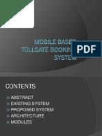 Toll Gate Modules (2)